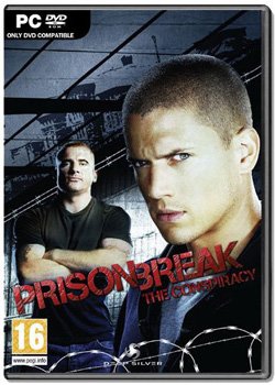 Prison Break The Conspiracy